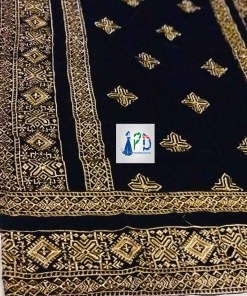 Velvet Embroidered Shawls