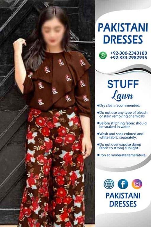 Pakistani Summer Clothes 2020