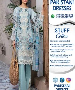 Firdous Cotton Clothes Collection