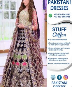 Kashees Bridal Wedding garara Dresses