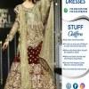Pakistani Bridal Chiffon Clothes
