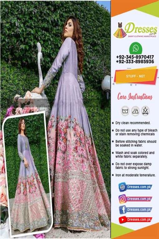 Pakistani Latest Lehenga Collection