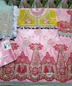 Maria B Luxury Wedding Dreses