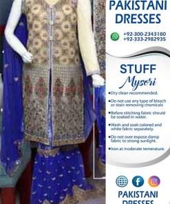 Pakistani Bridal Mysori Dresses