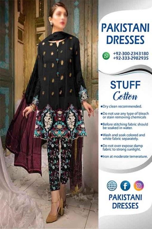Pakistani Cottton Dresses Online