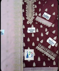 Zara Shahjahan Latest Cotton Collection (2)