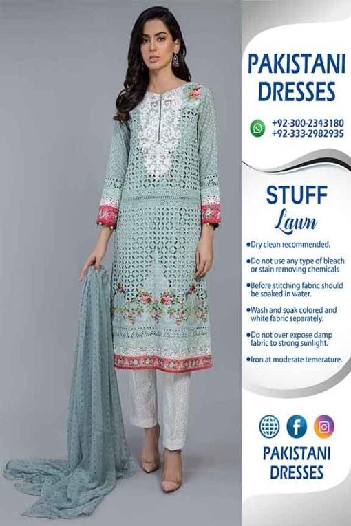 Maria B Lawn Dress Online
