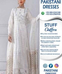 Pakistani Annus Abrar Dresses