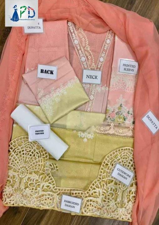 Maria B Lawn Clothes 2021 Online