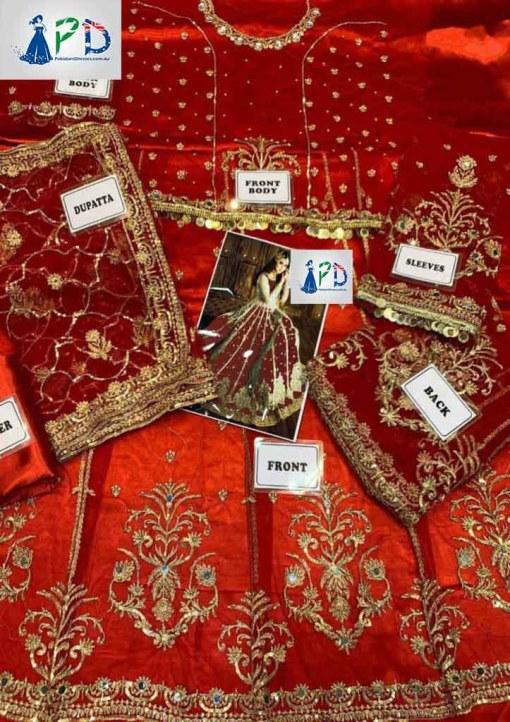 Pakstani Bridal Dresses 2021 Australia Online
