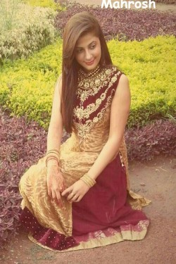 Islamabad Escort girl Mahroosh from Islamabad Escorts