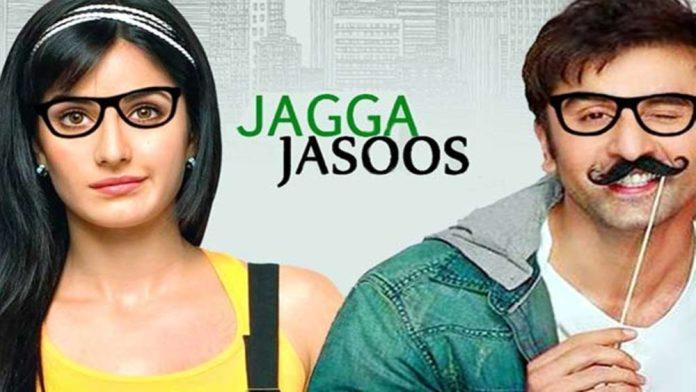 Katrina Kaif in Jagga Jasoos