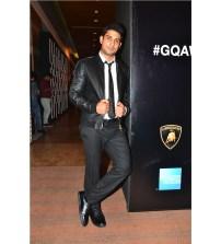 Pratiek at GQ Awards 2016