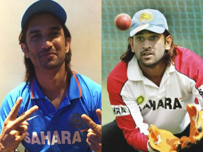 Sushant Singh in M.S. Dhoni
