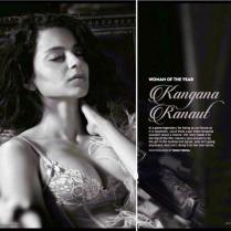 Kangana Ranaut's Sexiest Bikini Photoshoot for GQ India!