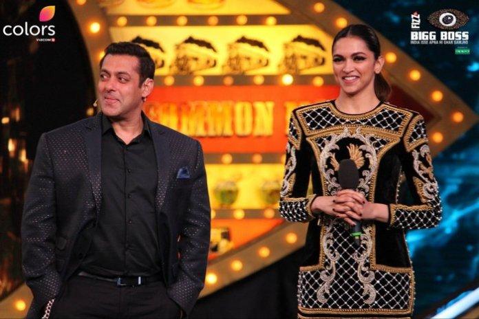 Salman & Deepika Padukone