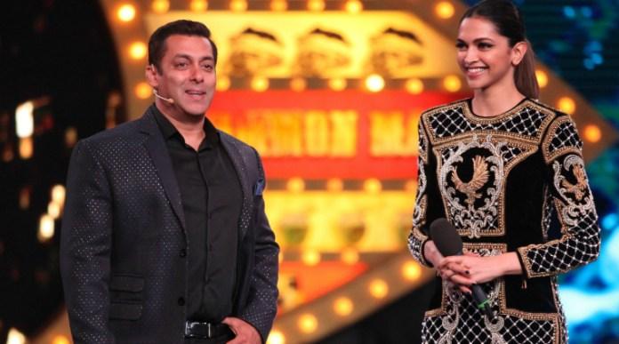 Deepika Padukone & Salman Khan
