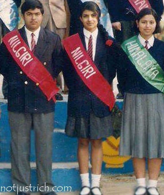 priyanka-chopra-teenage-school-photo