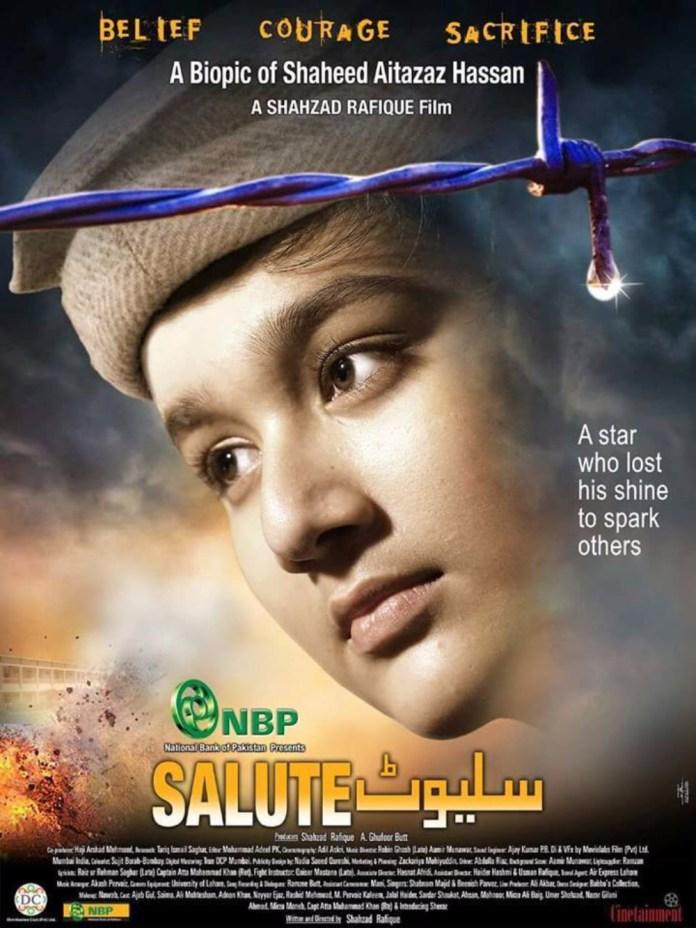 Salute Movie Poster