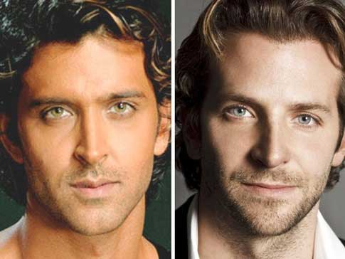 Hrithik Roshan and Bradley
