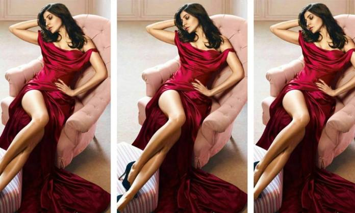 Red Hot Anushka shines on GQ's December cover!