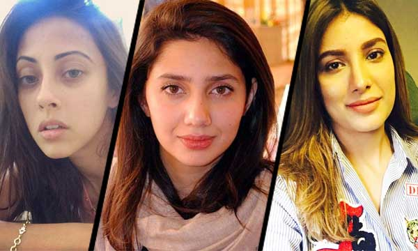 Pakistani-Actresses withput makeup