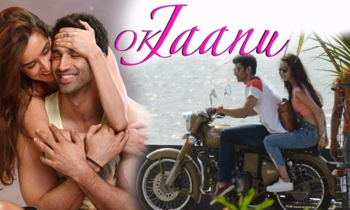 Ok Jaanu First Poster Looks