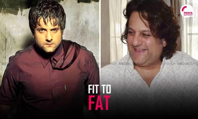 Fardeen Khan weight gain pictures