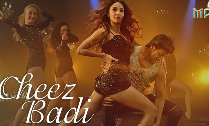 Cheez-Badi-Kiara-Advani-Song
