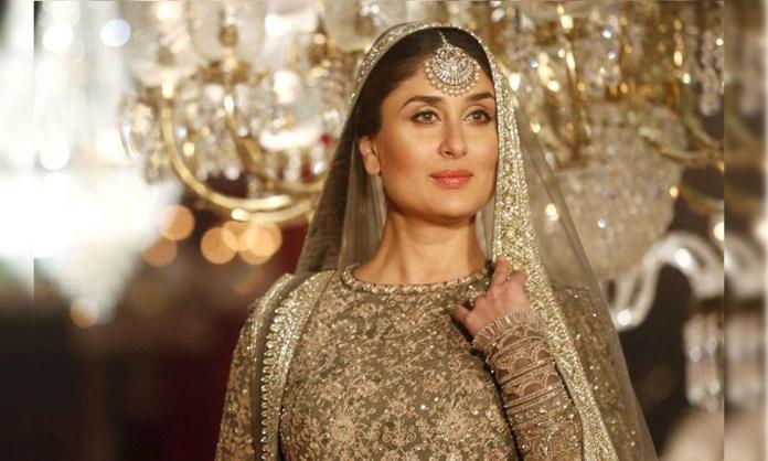 Kareena-Kapoor-Faraz Manan's Couture Show 2017