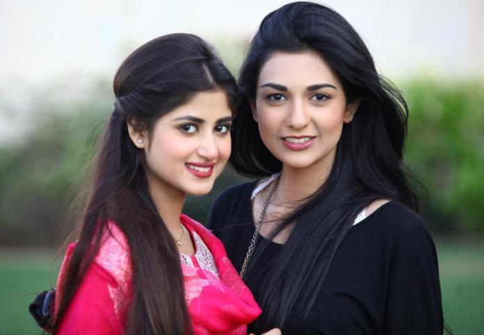 Sajal-Ali-Saboor-Ali-Hottest Sibling Jodi