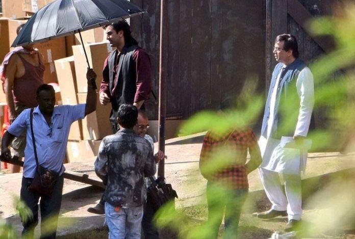 Sanjay Dutt Biopic