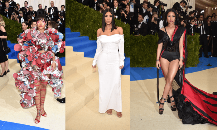 Met Gala 2017-Worst Dressed
