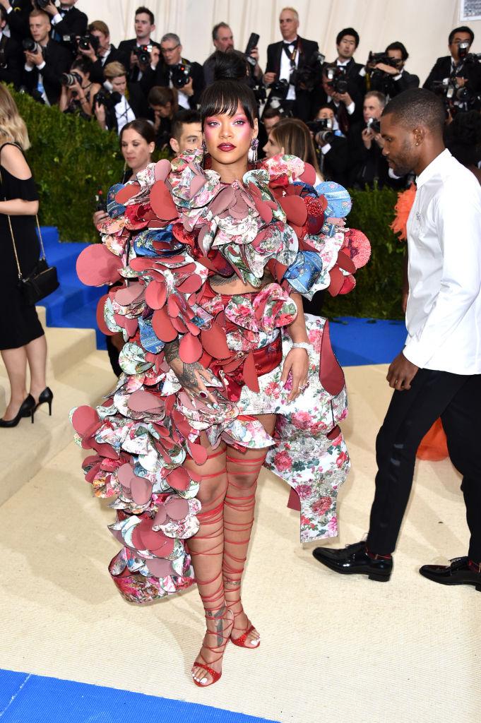 Rihanna-Met Gala 2017