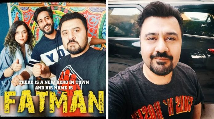 Ahmed Ali Butt starred Fatman Release Date and Cast