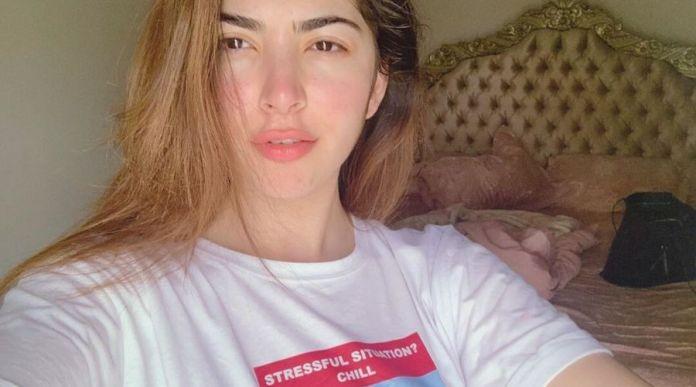Naimal Khawar shares Quarantine Message and #StayHome Activities