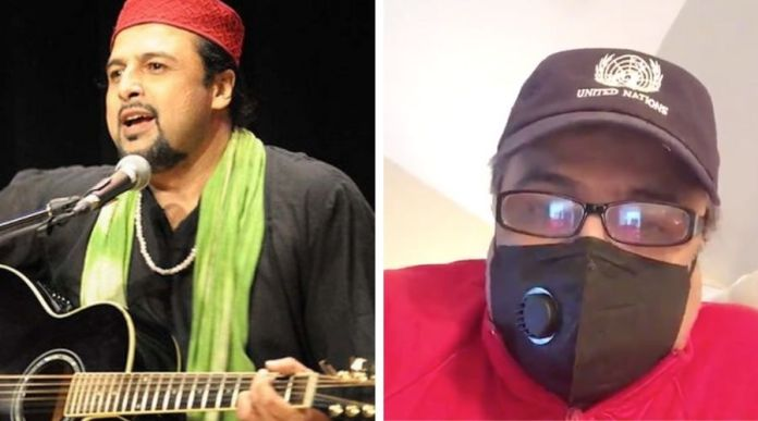 'Tujhe Salaam', Salman Ahmed invites over 20 Pakistani artists to sing with him