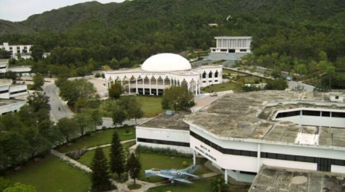 Ghulam Ishaq Khan Institute of Engineering Sciences and Technology (GIK) Pakistani University