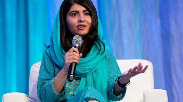 Malala Yousafzai encourages students at #Graduation2020