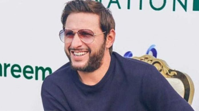 Shahid Afridi speaks on Kashmir issue, gets backlash from Indian