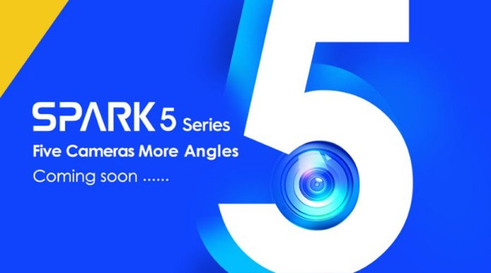 TECNO Spark 4's Upgraded Version Spark 5 Soon to Launch in Pakistan