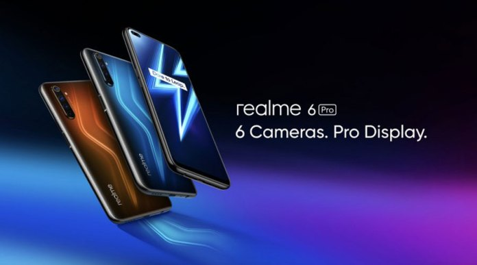 "Realme Pakistan unveiled realme 6 and 6pro""the most anticipated smartphones of the year"""