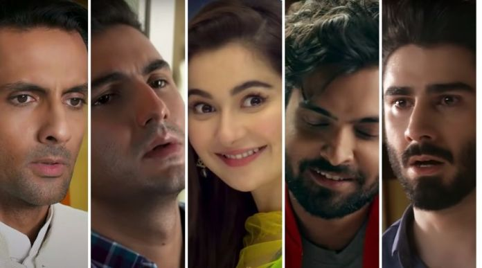Dil Ruba Drama Story, Cast, OST Song and Timings starring Hania Amir