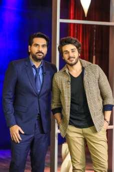 Bol Nights Ahsan Khan with Humayun Saeed