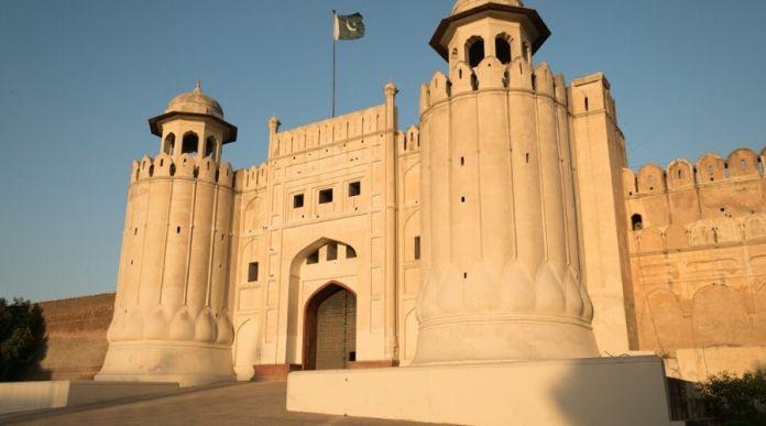 Lahore Fort Pakistani Architectural Sites