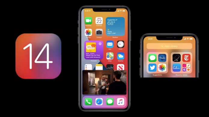 Picture in picture apple new ios options