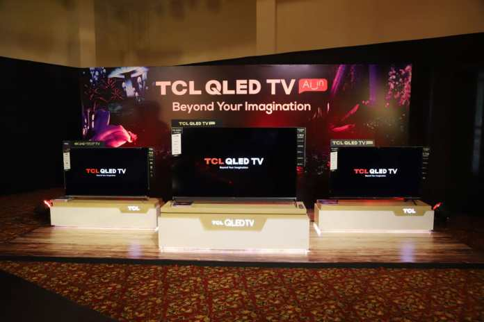 C815 4K QLED TV, C716 4K QLED TV, P715 4K UHD