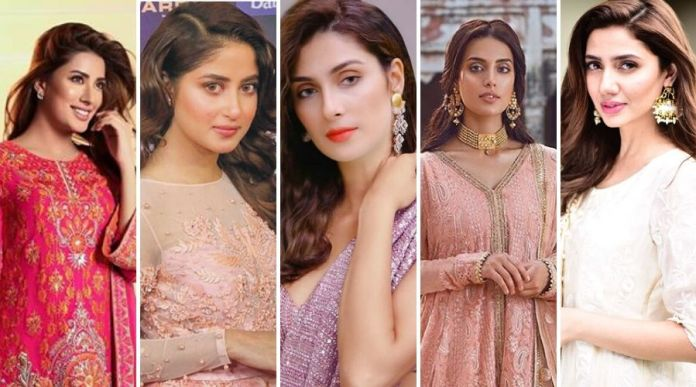 Top 9 highest paid Pakistan actresses of 2020