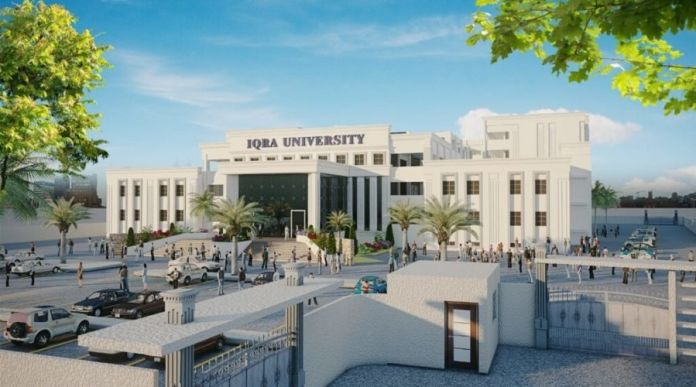 Iqra University reduced tuition fees by 25% for upcoming semester