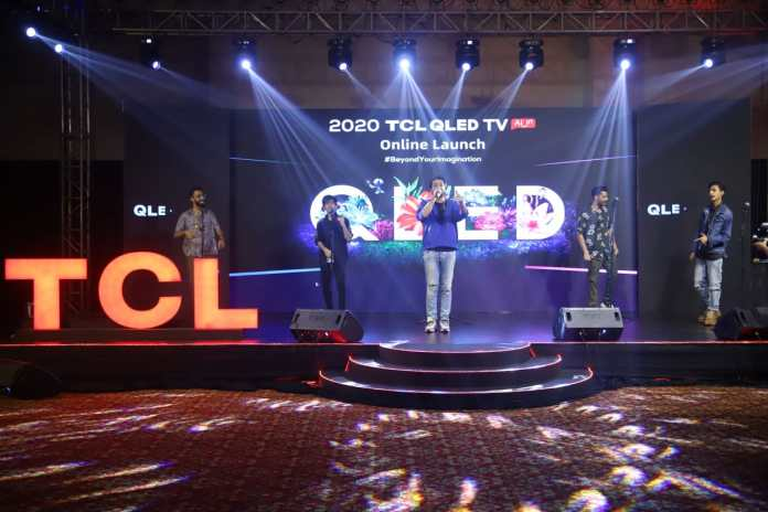 TCL Pakistan launches a new range of High Quality QLED TVs